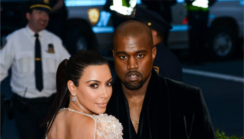 Kanye West asks wife Kim Kardashian to dress more modestly